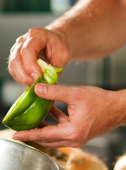 genstar lifestyle GELS food preparation