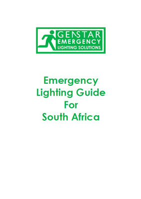 genstar emergency lighting guide south africa